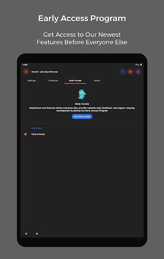 Hermit u2022 Lite Apps Browser 16.5.1 Screenshots 12