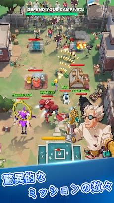 Mow Zombies - 美少女サバイバルゲームのおすすめ画像5
