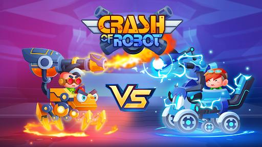 Crash of Robot apkpoly screenshots 9