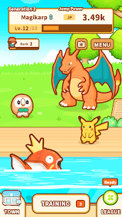Pokémon  Magikarp Jump Apk 5