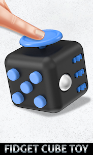 Fidget Cube Antistress Buttons 3D Toys Satisfying 6