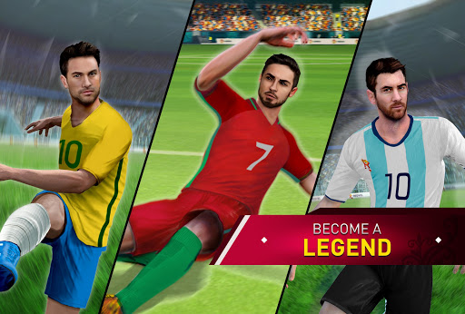Soccer Star 2020 World Football: World Star Cup screenshots 1