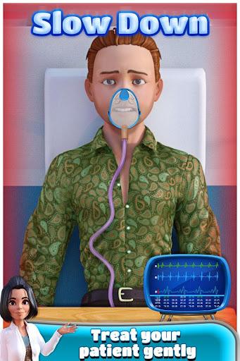 Open Heart Surgery Operate Now - operation game 2021.5.1 screenshots 3