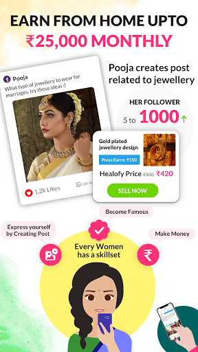 Healofy:Indian Pregnancy Parenting & Baby products 3.0.8.62 Screenshots 2