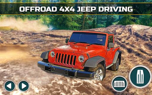 Off road 4X4 Jeep Racing Xtreme 3D 2 1.1.1 screenshots 3