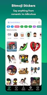 Bitmoji Avatar, Cartoon, Emoji Maker Full Apk Download 5