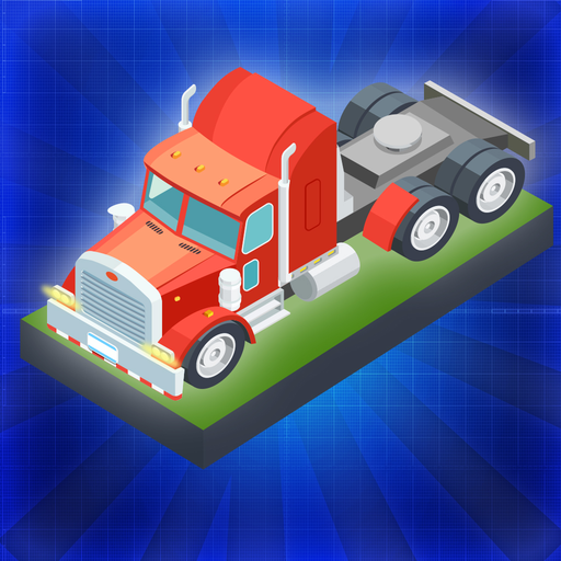 Truck Merger - Idle & Click Tycoon Car Game