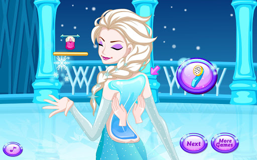 Ice Queen Beauty Salon 1.0.1 screenshots 5