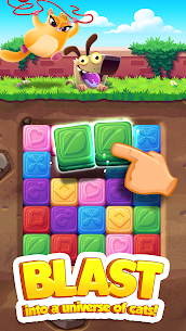 Cookie Cats Blast MOD Apk 1.29.0 (Unlimited Money) 1