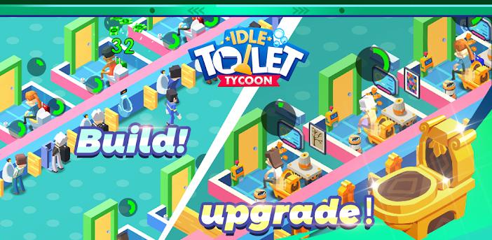 Idle Toiletten-Tycoon