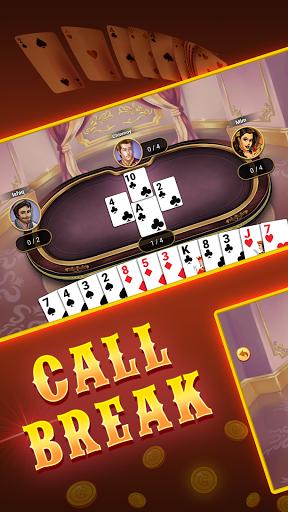 Card Club : Teen patti , CallBreak , Rummy , poker 2.14 screenshots 4