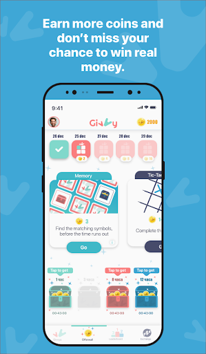 Earn money for Free with Givvy! 12.9 screenshots 2