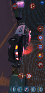 Police Car Lights and Sirens Screenshot