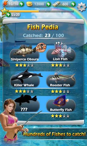 Fishing Mania 3D 1.8 screenshots 5
