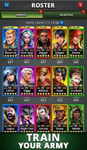 Puzzle Combat: Match-3 RPG Apkfinish screenshots 18