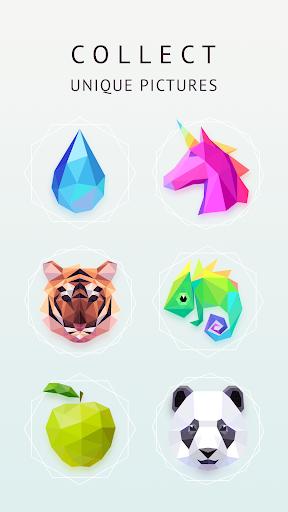 Polysphere - art of puzzle 1.5.4 screenshots 2