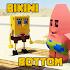Bikini Bottom Maps for Minecraft