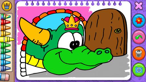 Princess Coloring Book & Games 1.44 Screenshots 13