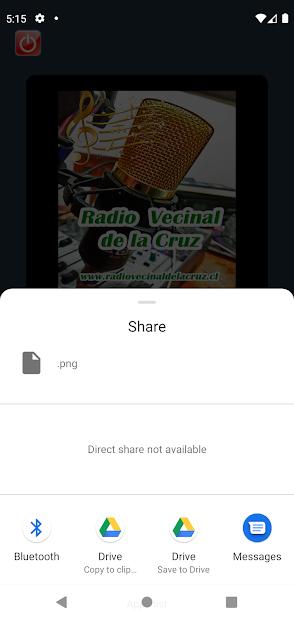 Radio Vecinal de La Cruz screenshot 4