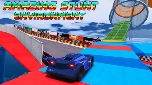 Superhero cars racing  screenshots 12