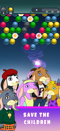 Bad Wolf! Bubble Shooter 0.0.12 screenshots 3