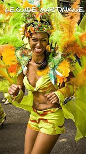 The guide Martinique