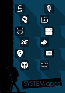 Raya Black Icon Pack APK (PAID) Download Latest Version 3