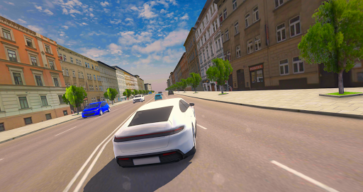Electric Car Driving Sim Original  screenshots 2