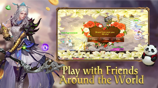 Conquer Online - MMORPG Action Game  Screenshots 2
