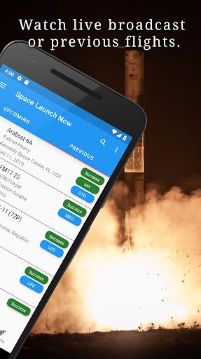 Space Launch Now - Watch SpaceX, NASA, etc...live! apktram screenshots 3