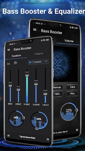 Equalizer Pro - Volume Booster & Bass Booster apktram screenshots 2