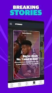 Yahoo Sports MOD APK – Live Sports News & Scores 5