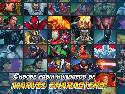 MARVEL Puzzle Quest: Join the Super Hero Battle! 219.556184 screenshots 7