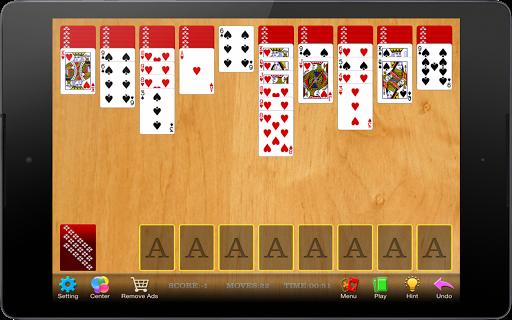 Solitaire Card Games HD screenshots 10