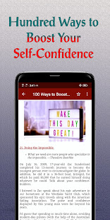 Boost Your Self-Confidence (Offline)