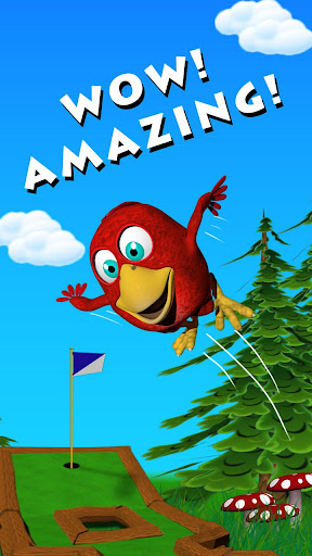 Bird Mini Golf - Freestyle Fun modavailable screenshots 15