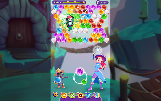 Bubble Witch 3 Saga  screenshots 14