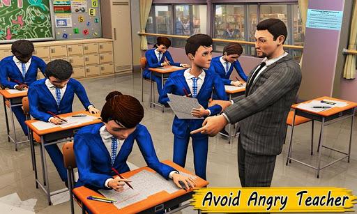 High School Cheating Boy Cheater Bob School Games 1.5 screenshots 3