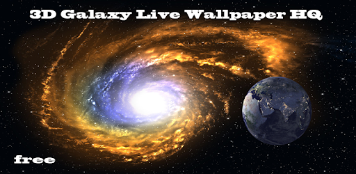 3d Galaxy Live Wallpaper Hd Apps On Google Play