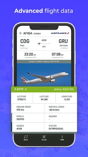 RadarBox u00b7 Live Flight Tracker & Airport Status 2.1.2 Screenshots 5