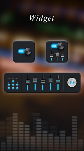 Equalizer - Bass Booster & Volume Booster 1.2.7 Screenshots 6