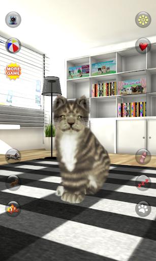 Talking Cat Funny screenshots 3