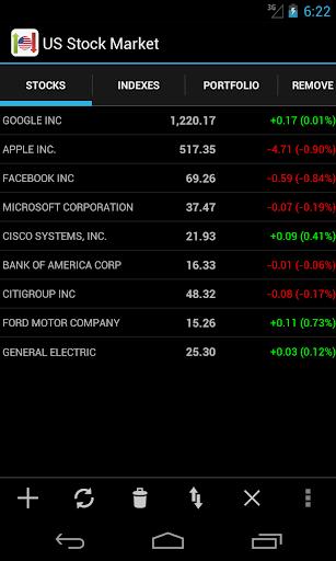 Foto do US Stock Market