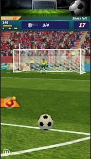 Shootout:finger football