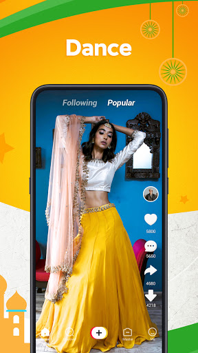 Zili - Short Video App for India | Funny android2mod screenshots 2