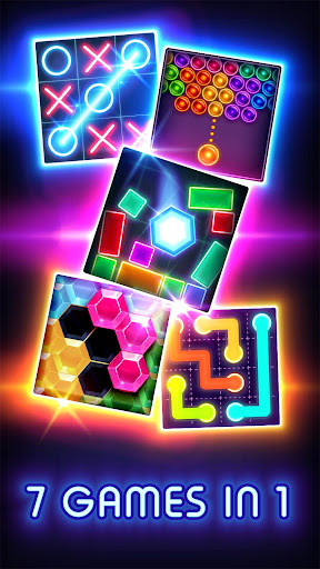 Tic Tac Toe Glow 8.4 screenshots 3