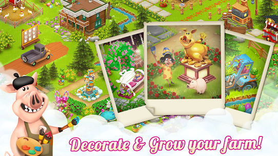Hay Day Mod APK (Unlimited Coins, Gems, Seeds) 8
