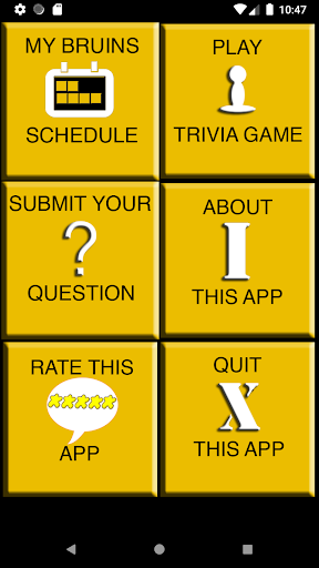 Trivia Game and Schedule for Die Hard Bruins Fans 49 screenshots 1