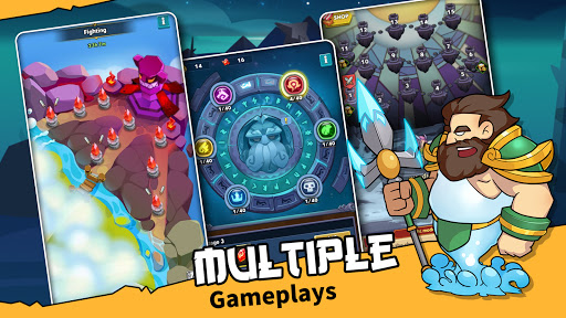 Hero Summoner - Free Idle Game apkdebit screenshots 12