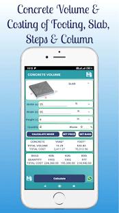 Industrial calculator(construction, metal weight)